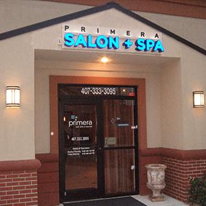 Salo spa building front - Primera
