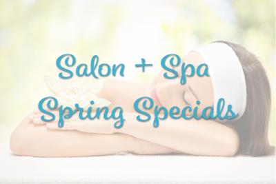 Primera Spa Specials Featured (Spring)