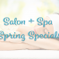 Primera Spa Specials Featured (Spring)