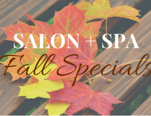 Fall Savings at Primera Salon + Spa Available Now
