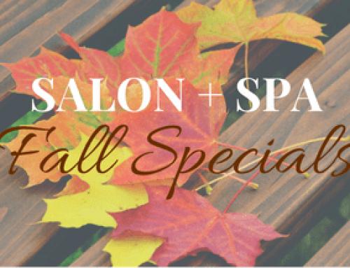 Fall Savings at Primera Salon + Spa Available Now