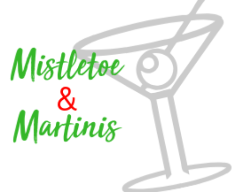 Mistletoe & Martinis | Friday, December 6