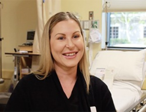 Trusting the Boss: Rhinoplasty Allows Medical Assistant to Breathe Well Again