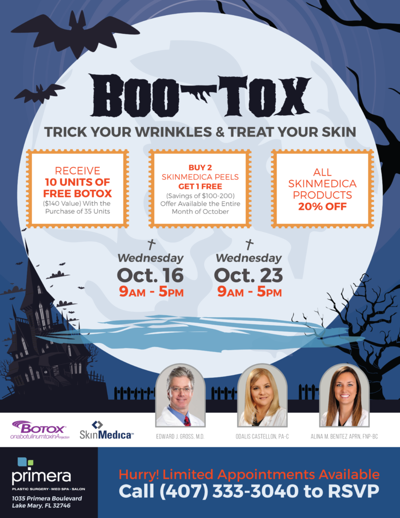 Boo-tox Flyer